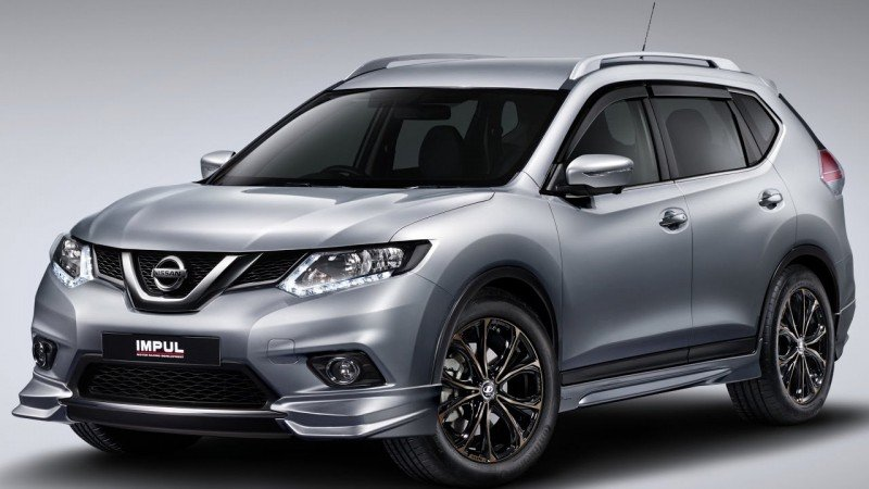Nissan X Trail Hybrid 2017 - Price in Pakistan