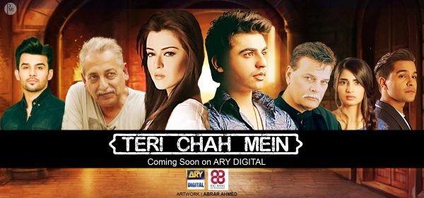 Teri Chah Mein 24