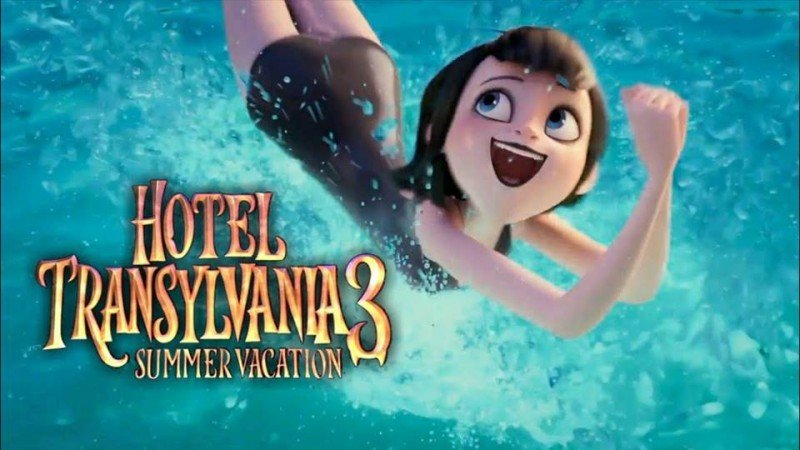 Hotel Transylvania 3 Summer Vacation Cast Release Date