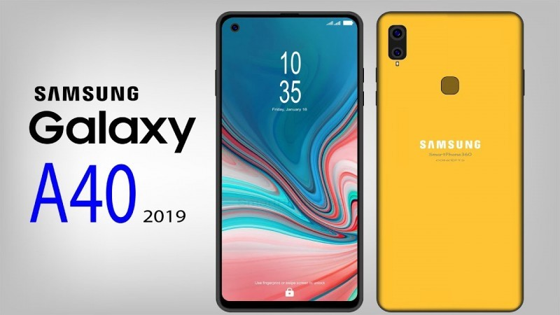 Samsung Galaxy A40 - Price, Reviews, Specs, Comparison