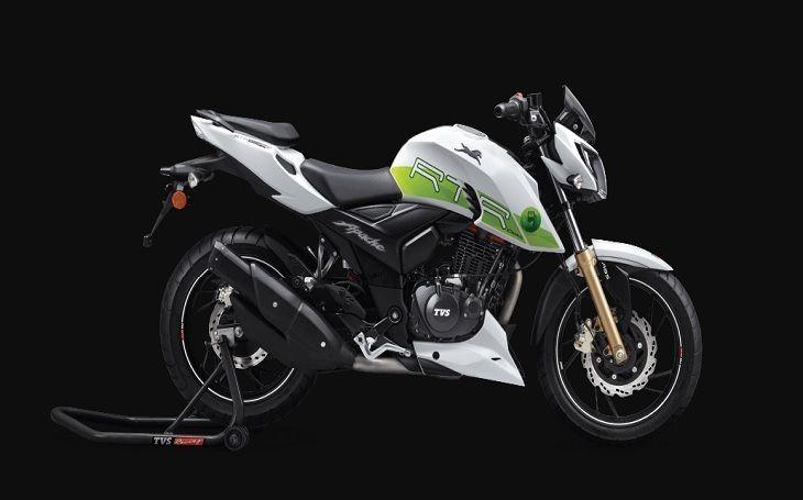 TVS Apache RTR 200 FI E100 - Price
