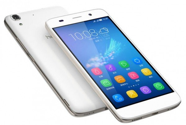 Huawei Honor 5A Design