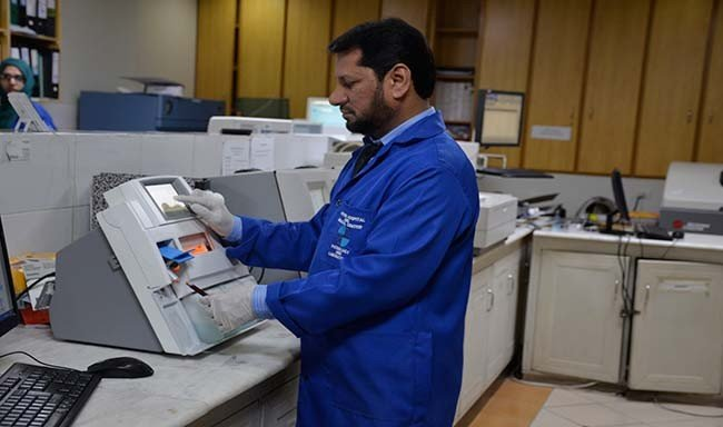 Hussain X-Ray & Pathology Laboratory cover