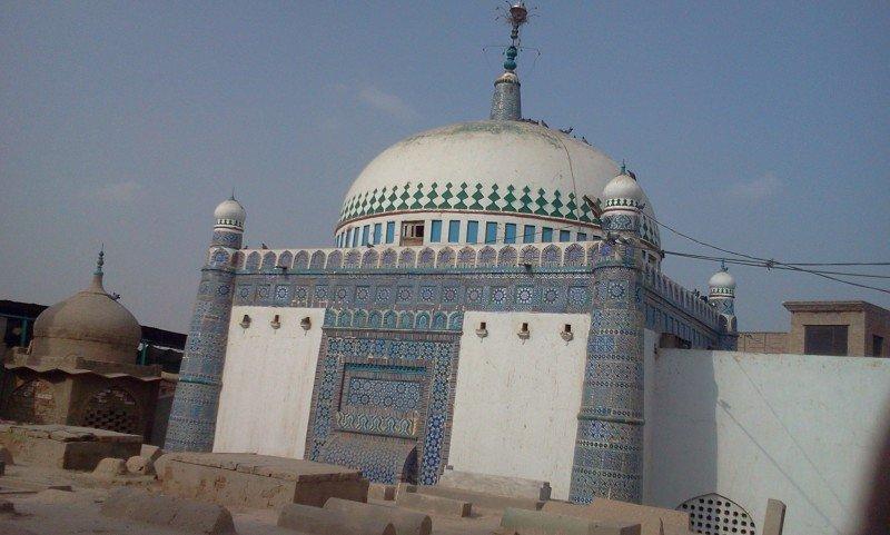 Shrine Khawaja Awais Kagha 6