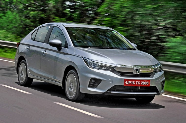 Honda City - Car Price