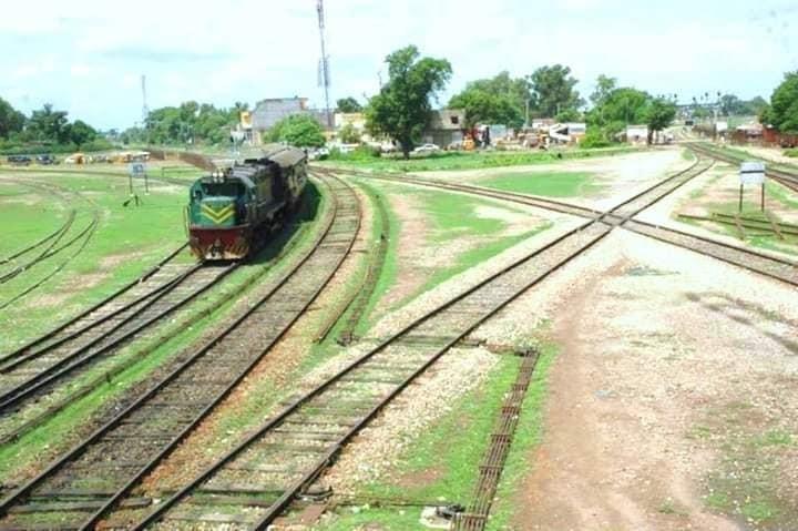 Malakwal–Khushab Branch Line