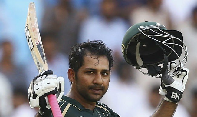 Sarfraz Ahmed - Cover Photo