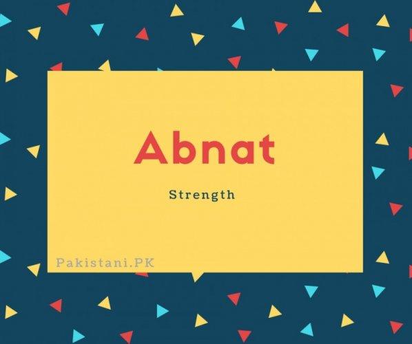 Abnat