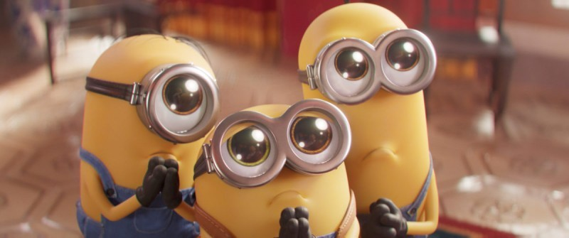 Minions: The Rise of Gru - Complete Information