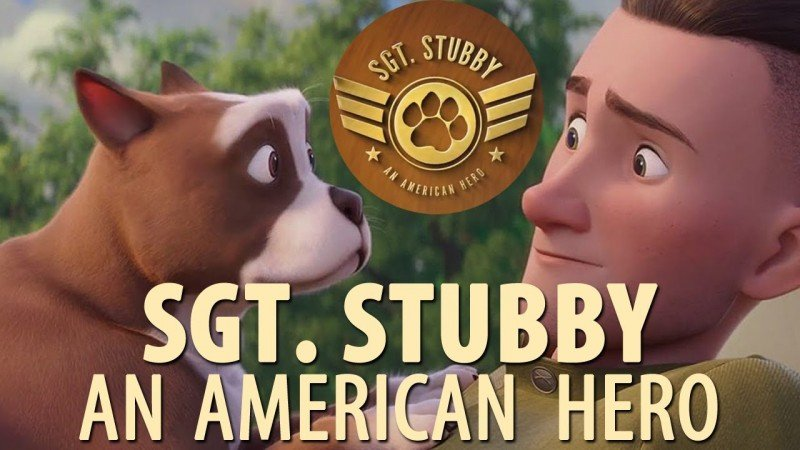 Sgt. Stubby - An American Hero 002