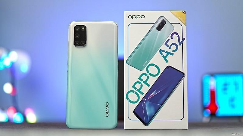 OPPO A52 - Price, Specs, Review,Coparison