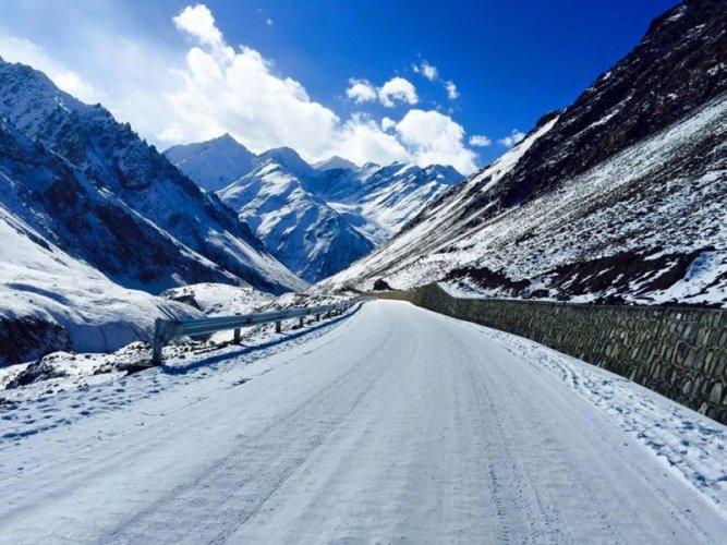 Kunjerab Pass Hunza