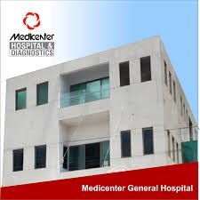 Medicenter General Hospital Outside View