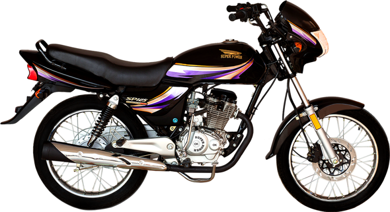 Super Power SP125 Deluxe 2018 - Price, Features and Reviews