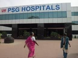 PSG Hospital Outside View