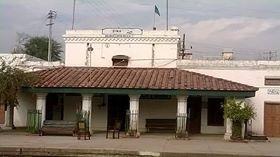 Dina Railway Station 4