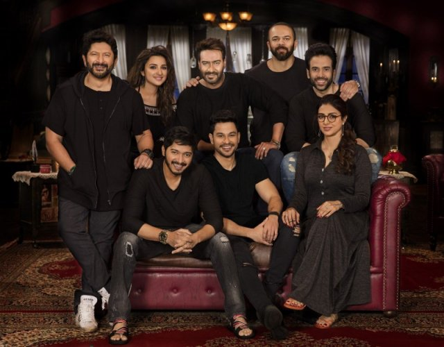 Golmaal Again (2017) - Complete Cast and Crew