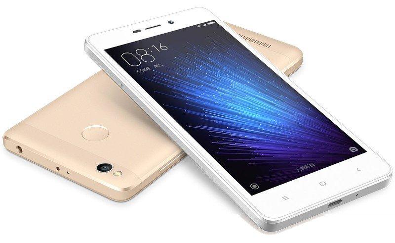 Xiaomi Redmi 3 4