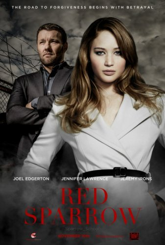 Red Sparrow 001