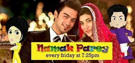 Namak Paray - Actors Name, Timings Reviews