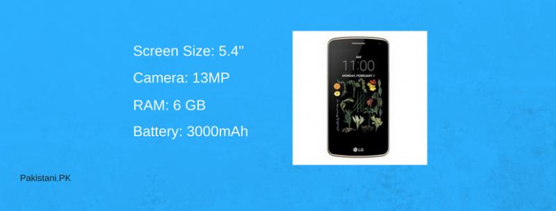 LG Q6 - price in Pakistan