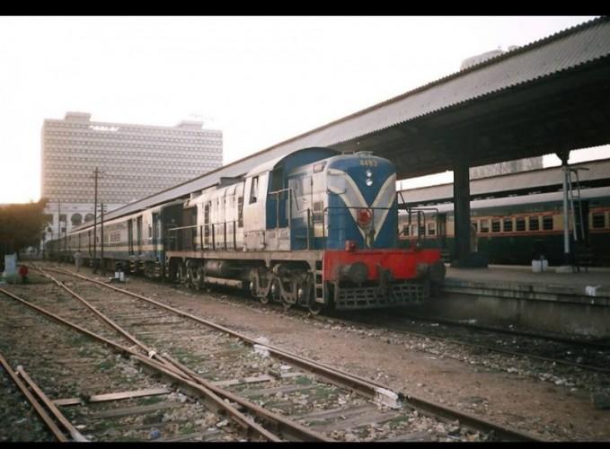 Bukhtiarabad Domki Railway Station