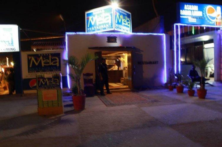 Mela Entrance