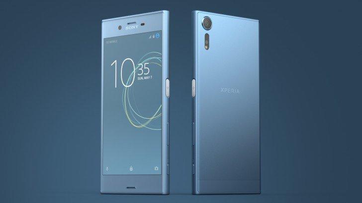 Sony Xperia XZ Premium 1