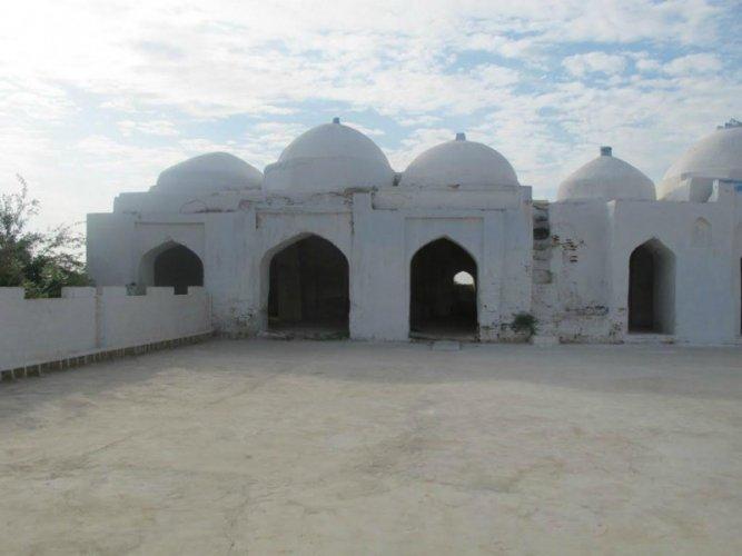 Muhammad bin Qasim Mosque Thatta