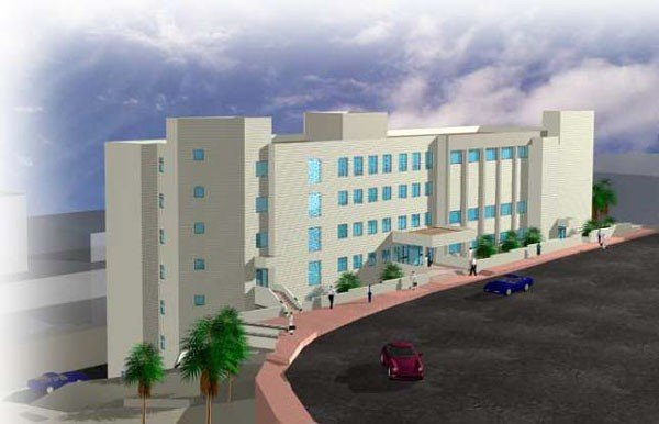 Al-Arabi Medical Complex cover