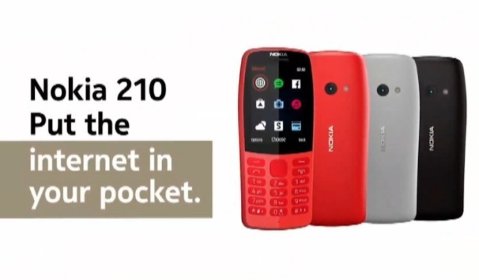 Nokia 210 - Price, Reviews, Specs, Comparison