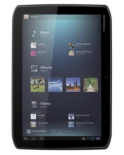 Motorola xoom 2media edition 3G mz 608 001