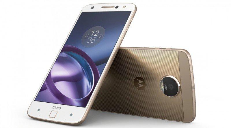 Motorola Moto Z Design