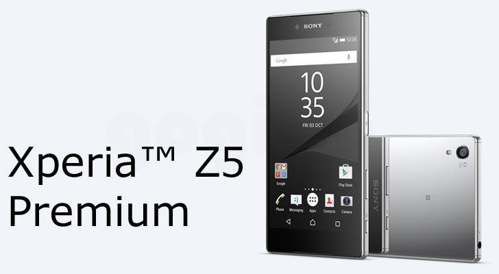 Sony Xperia Z5 Premium Dual Slim View