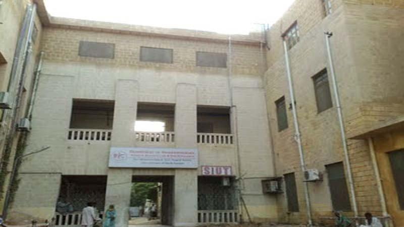 Civil Hospital Karachi cover