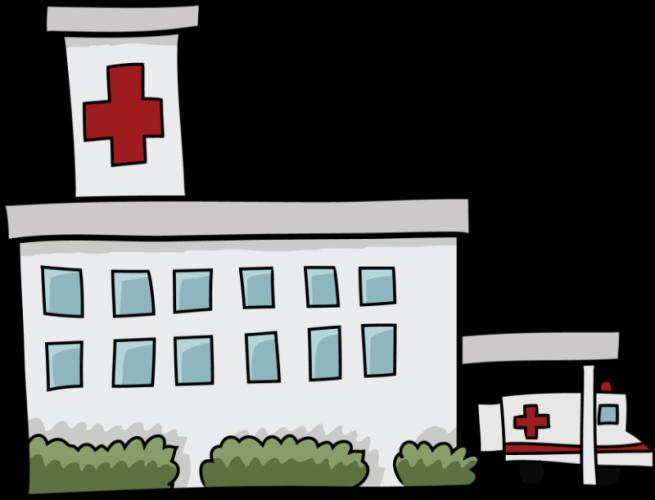 Usmania Hospital Building