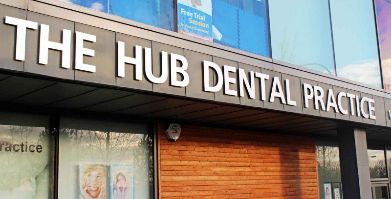 Dental Hub Cover