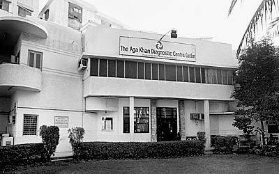 Aga Khan Diagnostic Center cover