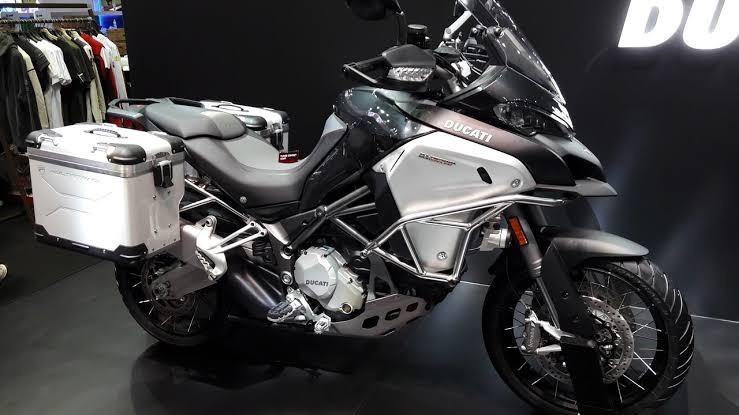 Ducati Multistrada 1200 Enduro 7