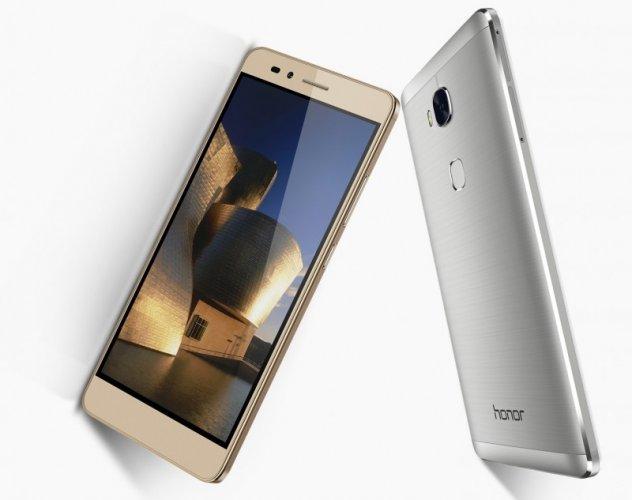 Huawei Honor 5X Smart View