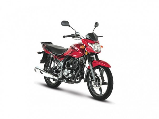 Suzuki GR 150 2018 - Price, Features and Reviews