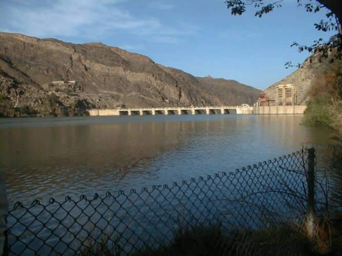 Warsak Dam 2