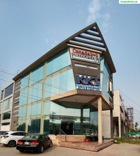 KKT Orthopedic Spine Center - Outside View
