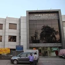 Salma Sarfraz Hospital cover
