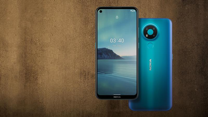 Nokia 3.4 - Price, Specs, Review, Comparison