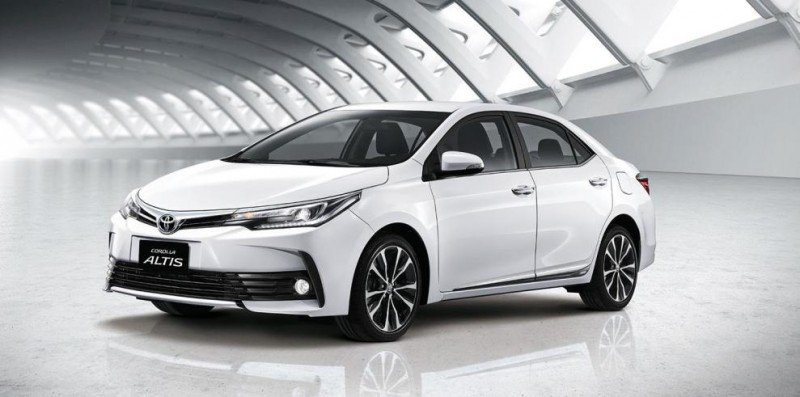 toyota altis 1 8 mt corolla 2018 price in pakistan review features images. Black Bedroom Furniture Sets. Home Design Ideas