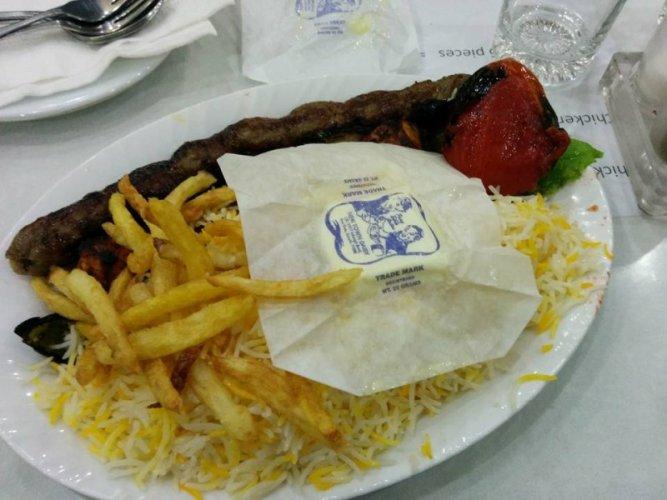 Chullu Kabab Sistani