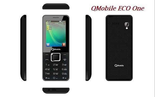 Qmobile Eco One Design