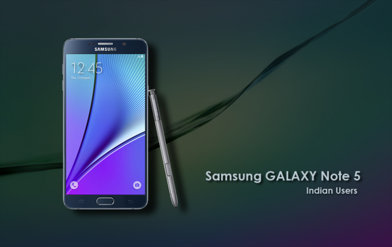 Samsung Galaxy Note5 CDMA