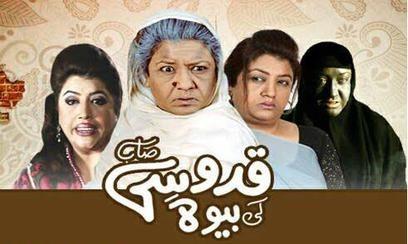 Quddusi Sahab Ki Bewah - Actors Name, Timings Reviews